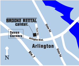 Brooke Rental Center - Arlington Location