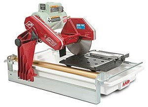 10 in. Ceramic Tile Saw