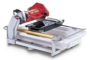 7 in. Ceramic Tile Saw