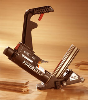 Pnuematic Floor Nailer
